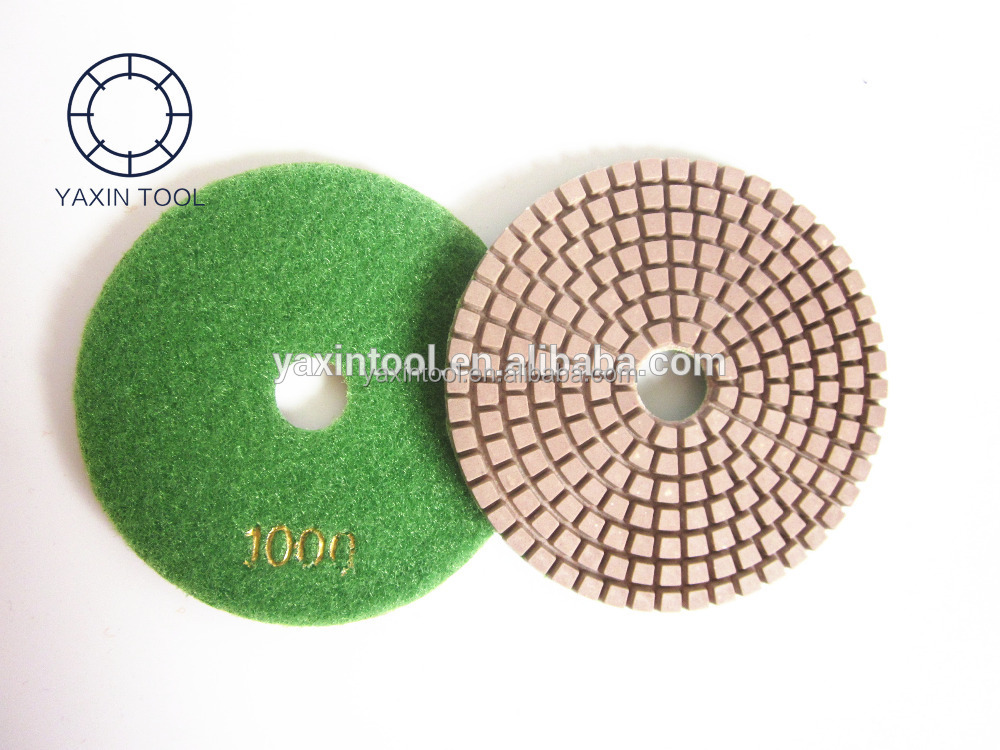 floor polishing pad for marble granite concrete cleaning