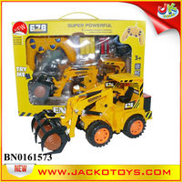 5 CH RC excavator toys for sale,can Grasping wooden