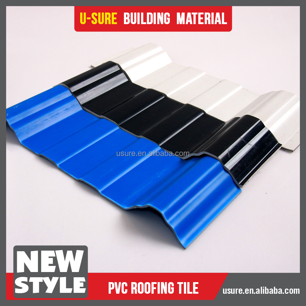 excellent waterproof performance pioneer roof tile