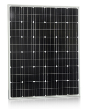 30w 60w 80w 100w 120w poly mono crystalline silicon led street solar panel