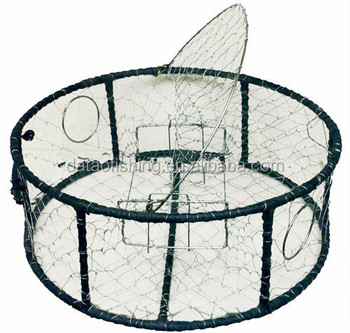 Commercial factory price crab net, crab trap nets