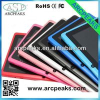 7 inch allwinner a13 android tablet pc dual sim