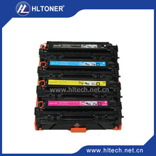 CE410A, CE411A, CE412A, CE413A Color Toner Cartridge Compatible for HP LaserJet Pro 300/M351a/ Color MFP 375NW/ 400 M 451DN
