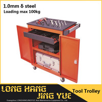Top Quality Wholesale High Resolution Newest Design Pickup Stainless Steel Truck Tool Box With Tools
