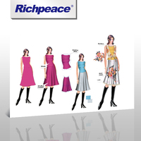 Richpeace Pattern Design 3D Creation Style