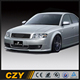 A4 B6 Car PU Racing Front Lip Spoiler for Audi A4 B6