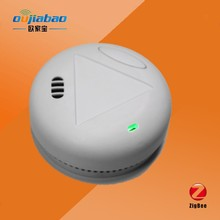 Wireless high sensitivity smoke detector/smoke sensor with zigbee protocol for home security