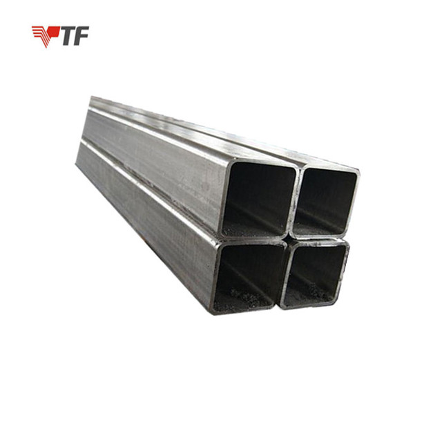 TF- China manufacturer black hollow section carbon square steel pipe