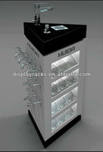 2015 China customized high quality retail shop kitchen accessory display stand