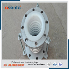 teflon ptfe fitting compensator exhaust expansion joint