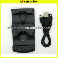 Double charging dock For PS3 Move Controllers 2 in 1