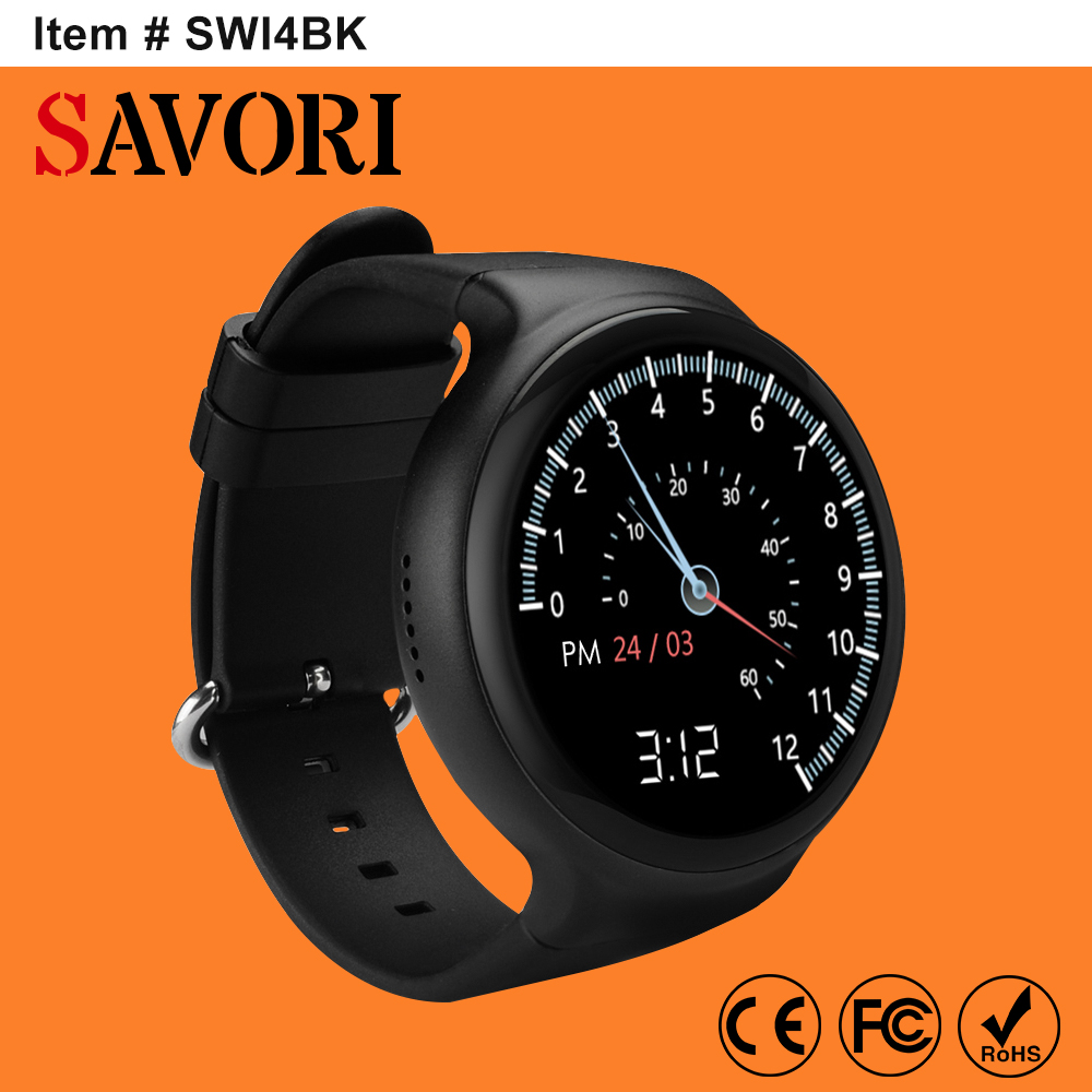 New Products Smartwatches Pedometer Heart Rate Monitor Wristwatches Phone GPS WiFi Bluetooth 3G Smart Watch Manufacturer