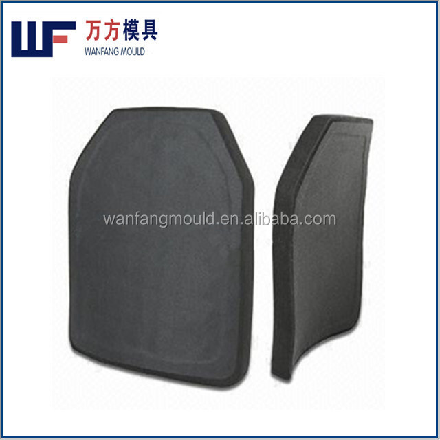 body armor plate compression mould/body armor vest mould