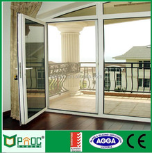 2015 home decor design aluminium doors and windows with french style