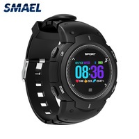 SMAEL water resistant smart watch multifunction android ios bluetooth watch