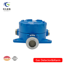 Industrial fixed lel ex ch4 gas transmitters for gas leak detector