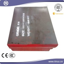Free Samples Steel Plate Hot Rolled P20 Plastic Mould Steel