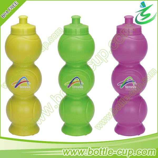 850ml PE cheap price hdpe plastic bottle easy open for outdoor drinking
