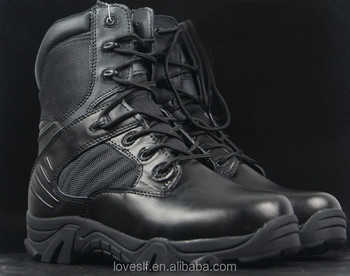 Loveslf Hot High Quality Military Boot Tactical Boots