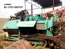 used vogele paver for sale in china, concrete paver