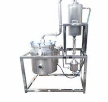 New type Essential oil extraction equipment 200L from China