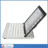 Aluminum Wireless Bluetooth 3.0 Keyboard For iPad 2 3 4