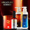 Accept OEM brands all natural daily hair care argan oil products give hair best maintenance
