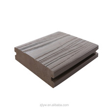 China LYW wearable suppliers co-extrusion outdoor wpc deck flooring