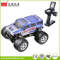 2016 hot toy 1:34 plastic radio control rc truck 4wd