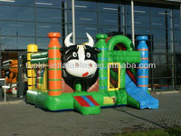 inflatables kids jumper, jumper bouncer, inflatable bull,veal jumper ,