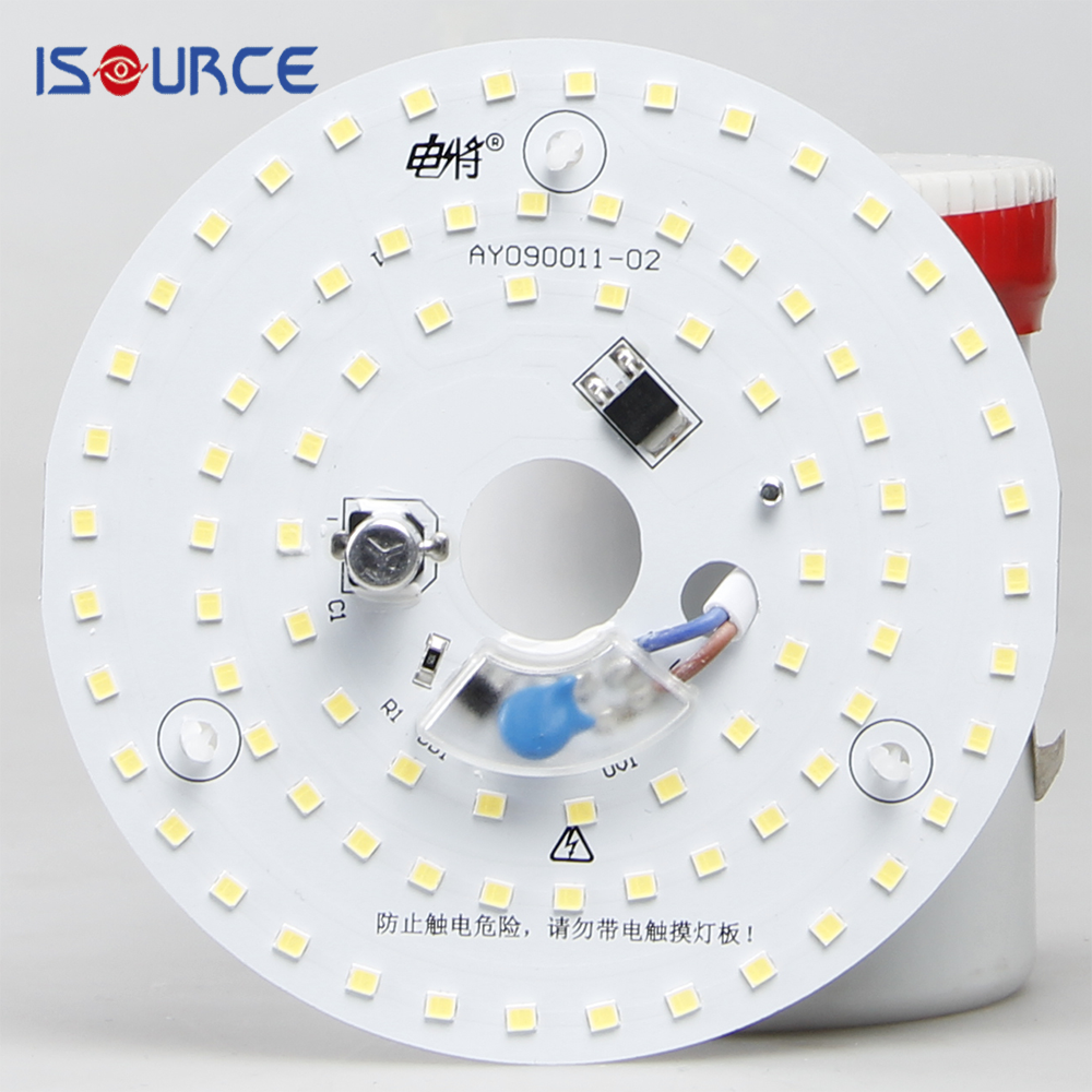 Ceiling led ceiling light smd2835 Aluminum Base pcb board Ring Circle led pcb board