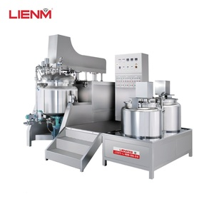 100L 200L 300L 500L 1000L Cosmetic Mixing Machine/Vacuum Emulsifying Mixer/Homogenizer/Homogenizing Machine