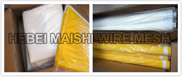 dpp polyester silk screen printing mesh