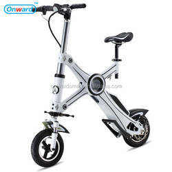 Onward high speed mini folding electric pocket bikes cheap for sale