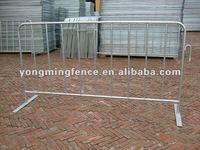heavy duty concert crowd control barriers