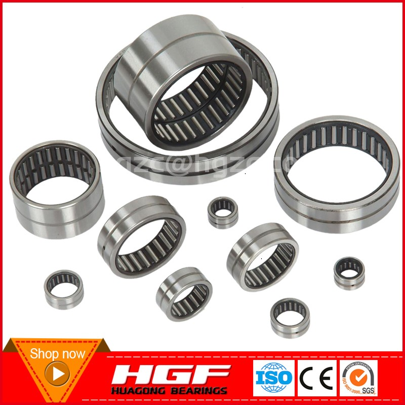HGF Bearing flate nylon cage pipe thrust needle roller bearings