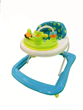 Custom Made Safety Support Fold Away Musical Baby Walker For 6 month baby
