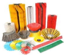 Cleaning brush in Cleaning Brushes/road sweeper brushes in Cleaning Equipment Parts