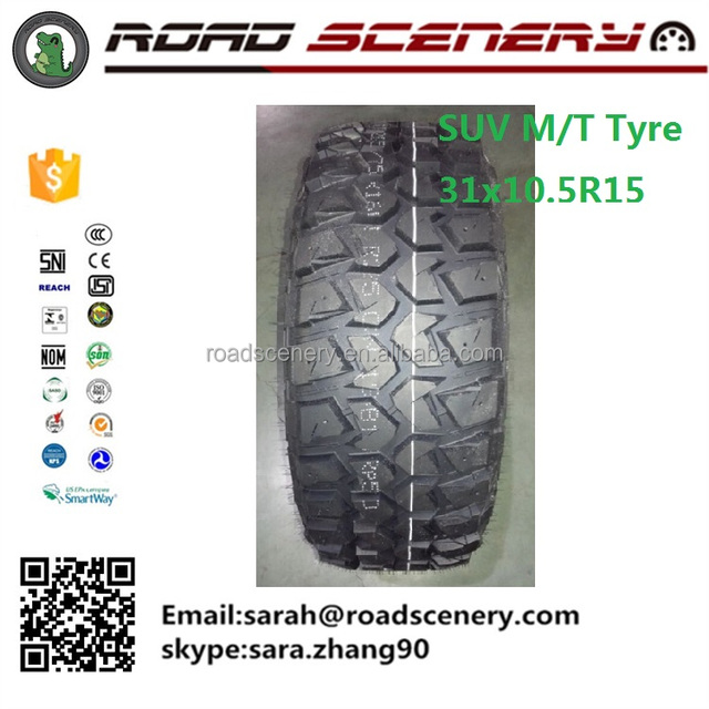 China best MT range 31x10.5R15LT design for hills ,mud and snow looking for business partner