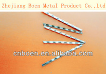 corrugated steel fiber