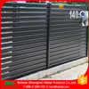 powder coated aluminum slats fence price