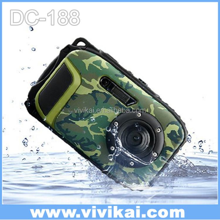 10 m étanche caméra 4 couleurs en option - ANKUX Tech Co., Ltd