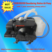 65W Mini Electric Air Pump Diaphragm Pump 850B/850 Water Air Pump for Desoldering Station