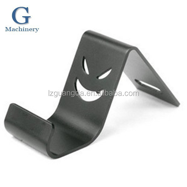 customized Iphone mobile phone metal bracket