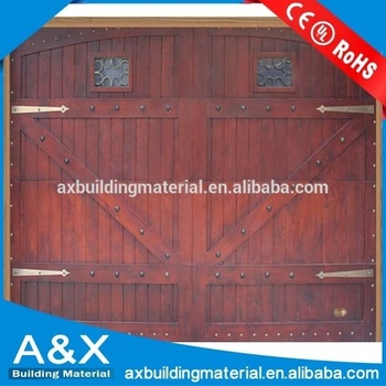 Good Design Wood Garage Door