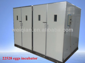 CE approved fully automatic poultry hatchery(20000-30000 eggs)