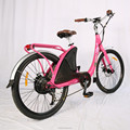24 inch elegant lark electric bicycle for girl from haoling factory