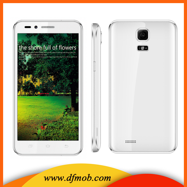 Good Looking MTK6572 Dual-Core WCDMA Touch Screen Display GSM Android Mobile Phone G13