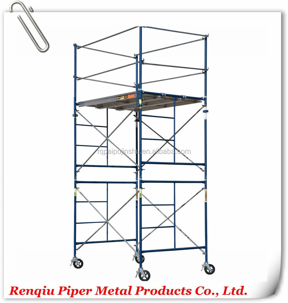 Lightweight Metal Climbing Frame Scaffolding Support in sale