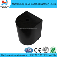 Logo plastic injection moulding manufacturing pet plastic box